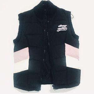 Women's - Large - Puffer Vest by DKNY